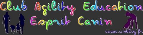Club Agility Education Esprit Canin