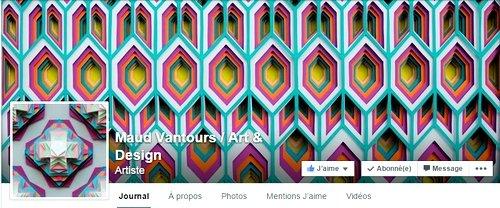 http://toutoblog.unblog.fr recommande la page Facebook de Maud Vantours