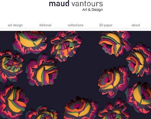 http://toutoblog.unblog.fr recommande le site de Maud Vantours