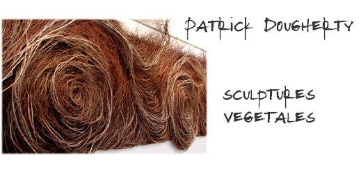 Patrick Dougherty - via toutoblog.unblog.fr