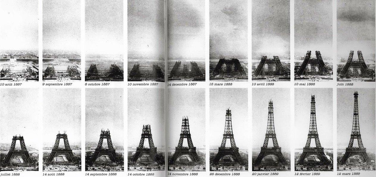 Construction de la Tour Eiffel - toutoblog.unblog.fr