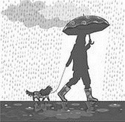 Promener son chien par tous les temps - toutoblog.unblog.fr