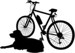 Balade à vélo avec votre chien - toutoblog.unblog.fr