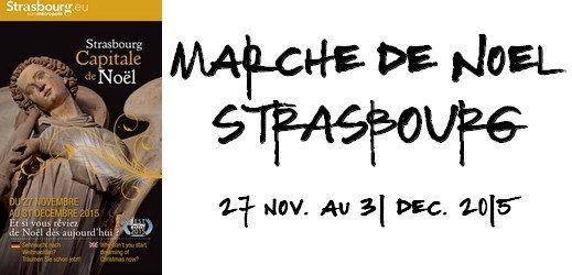 Marché de Noël de Strasbourg 2015 via #toutoblog.unblog.fr