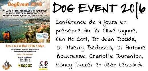 #DogEvent2016 via #toutoblog.unblog.fr