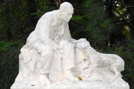 Statue #JulesRhul via #toutoblog.unblog.fr