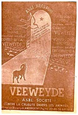 Ancienne affiche #Veeweyde via #toutoblog.unblog.fr