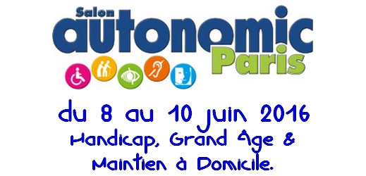 Salon autonomic Paris via #toutoblog.unblog.fr